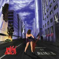 Wild Bitch Streets of Danger Album Cover