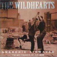 [The Wildhearts Anarchic Airwaves Album Cover]