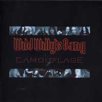 [Wild Willy's Gang Camouflage Album Cover]