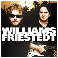Williams / Friestedt Williams / Friestedt Album Cover