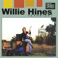 [Willie Hines Yeahright Album Cover]