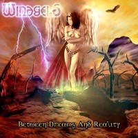 [Windgels Between Dreams And Reality Album Cover]
