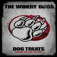 [The Winery Dogs Dog Treats: Deluxe Special Edition Album Cover]