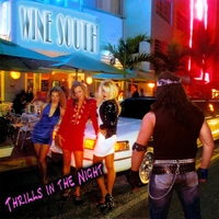 [Wine South Thrills in the Night Album Cover]