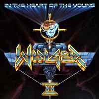 [Winger In the Heart of the Young Album Cover]