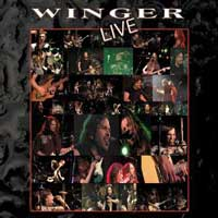 [Winger Winger - Live Album Cover]