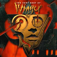 [Winger The Very Best of Winger Album Cover]