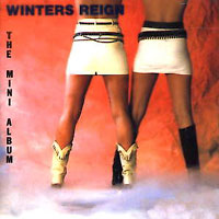 [Winters Reign The Mini Album Album Cover]
