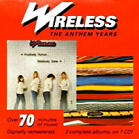 [Wireless The Anthem Years Album Cover]