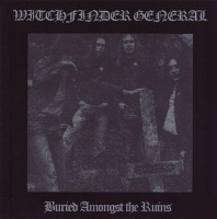 [Witchfinder General Buried Amongst The Ruins Album Cover]