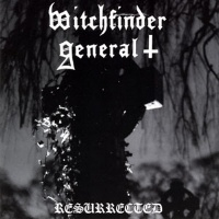 [Witchfinder General Resurrected Album Cover]