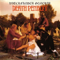 [Witchfinder General Death Penalty Album Cover]