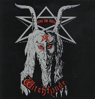 [Witchfynde Give 'Em Hell Album Cover]