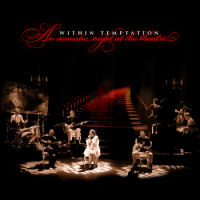 [Within Temptation An Acoustic Night At The Theatre Album Cover]