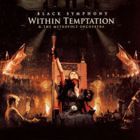 [Within Temptation Black Symphony Album Cover]