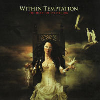 [Within Temptation The Heart Of Everything Album Cover]
