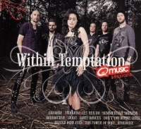 [Within Temptation The Q-Music Sessions Album Cover]