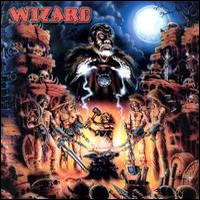 [Wizard Bound By Metal Album Cover]