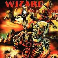 [Wizard Battle Of Metal Album Cover]