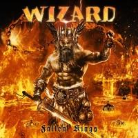 [Wizard Fallen Kings Album Cover]