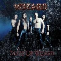 [Wizard Taste of Wizard Album Cover]