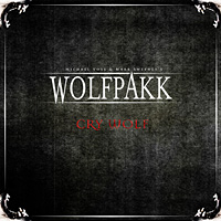 [Wolfpakk Cry Wolf Album Cover]