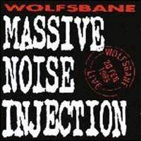 [Wolfsbane Massive Noise Injection Album Cover]
