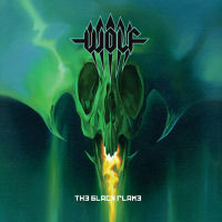 [Wolf The Black Flame Album Cover]