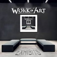 Work of Art Exhibits Album Cover