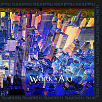 Work of Art Framework Album Cover