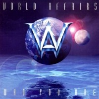 [World Affairs Who You Are Album Cover]