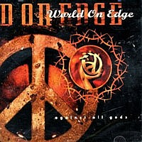 World on Edge Against All Gods Album Cover