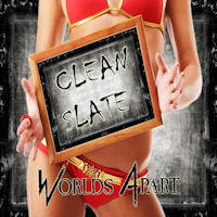 [Worlds Apart Clean Slate Album Cover]