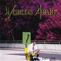 [Worlds Apart Day Job Album Cover]