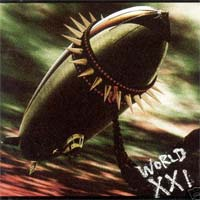 [World XXI World XXI Album Cover]