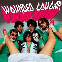 [Wounded Cougar Wounded Cougar Album Cover]