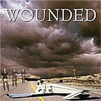 [Wounded Wounded Album Cover]
