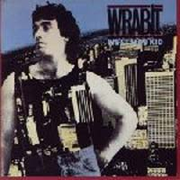 [Wrabit West Side Kid Album Cover]