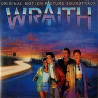 [Soundtracks The Wraith Album Cover]