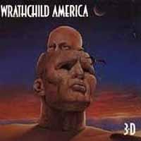 [Wrathchild America 3-D Album Cover]