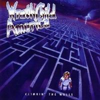 [Wrathchild America Climbin' The Walls Album Cover]