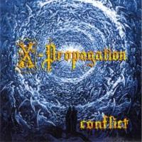 [X-Propagation Conflict Album Cover]