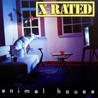 [X-Rated Animal House Album Cover]