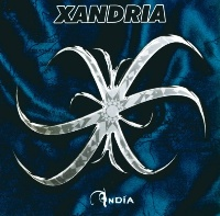 [Xandria India Album Cover]