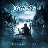 [Xandria Neverworld's End Album Cover]