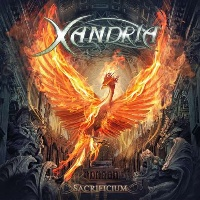 [Xandria Sacrificium Album Cover]