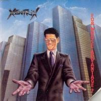 [Xentrix For Whose Advantage Album Cover]
