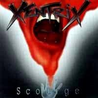 [Xentrix Scourge Album Cover]