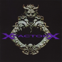 [X Factor X X Factor X Album Cover]