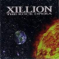 [Xillion The Rock Opera Album Cover]